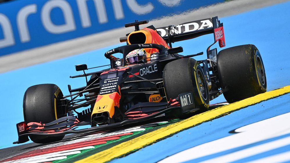 Verstappen lidera na abertura dos treinos do GP da Estíria no Red Bull Ring
