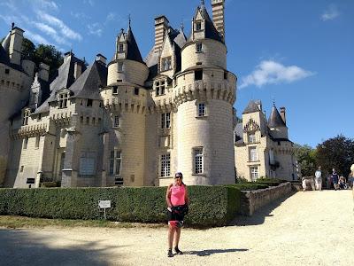 Castillo de Rigny-Ussé, Francia