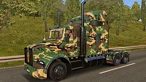 Army Kenworth T800