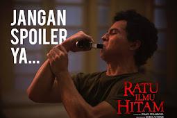 Review Film Ratu Ilmu Hitam: Huek, Bikin Saya Muntah