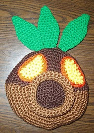 http://www.ravelry.com/patterns/library/legend-of-zelda-deku-mask