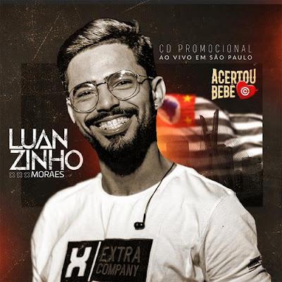 Luanzinho Moraes - Promocional de Novembro - 2019 - Ao Vivo em São Paulo
