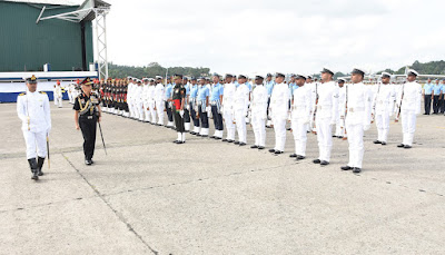 Lt Gen P S Rajeshwar takes over as C-n-C of Andaman & Nicobar Command