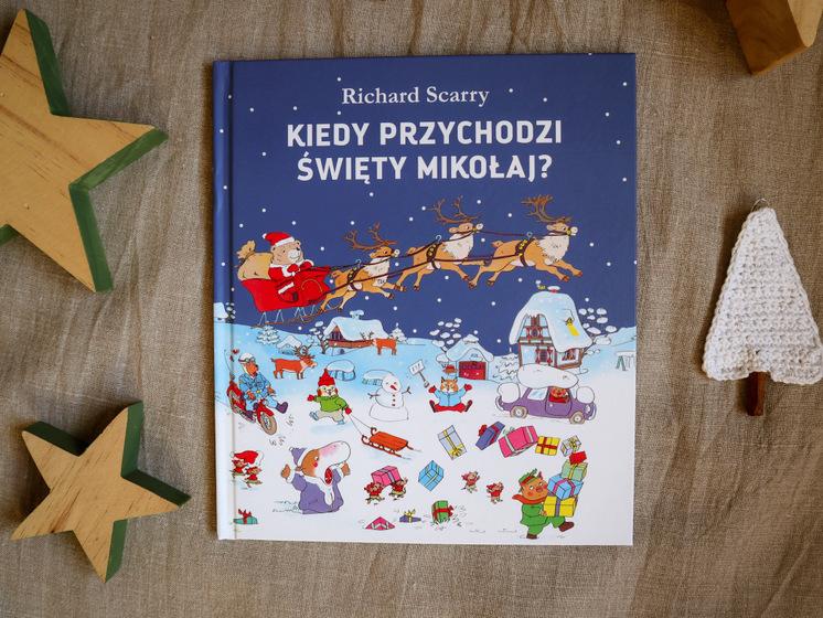 Kiedy przychodzi Święty Mikołaj?, Babaryba, otymze.pl