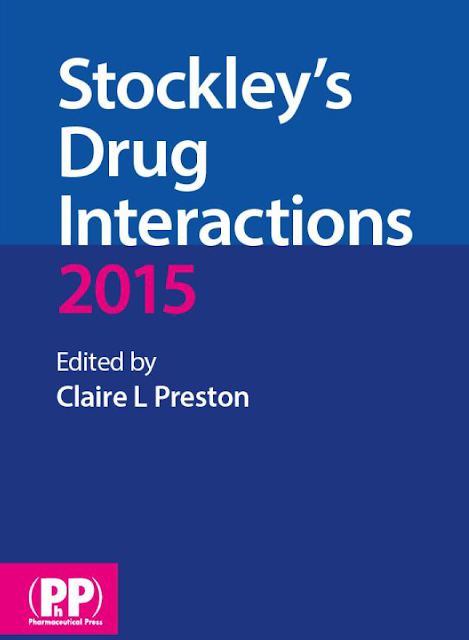 Stockley's Drug Interactions Pocket Companion 2015