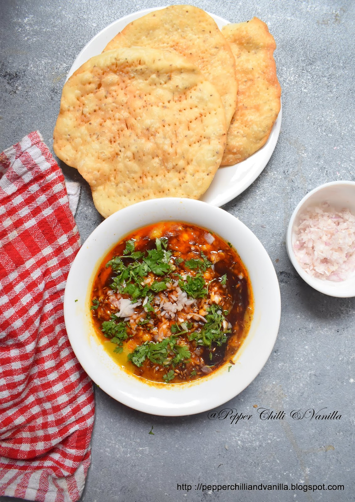 easy dal pakwan recipe