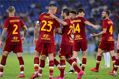اهداف مباراة روما والرجاء (5-0) مباراة ودية