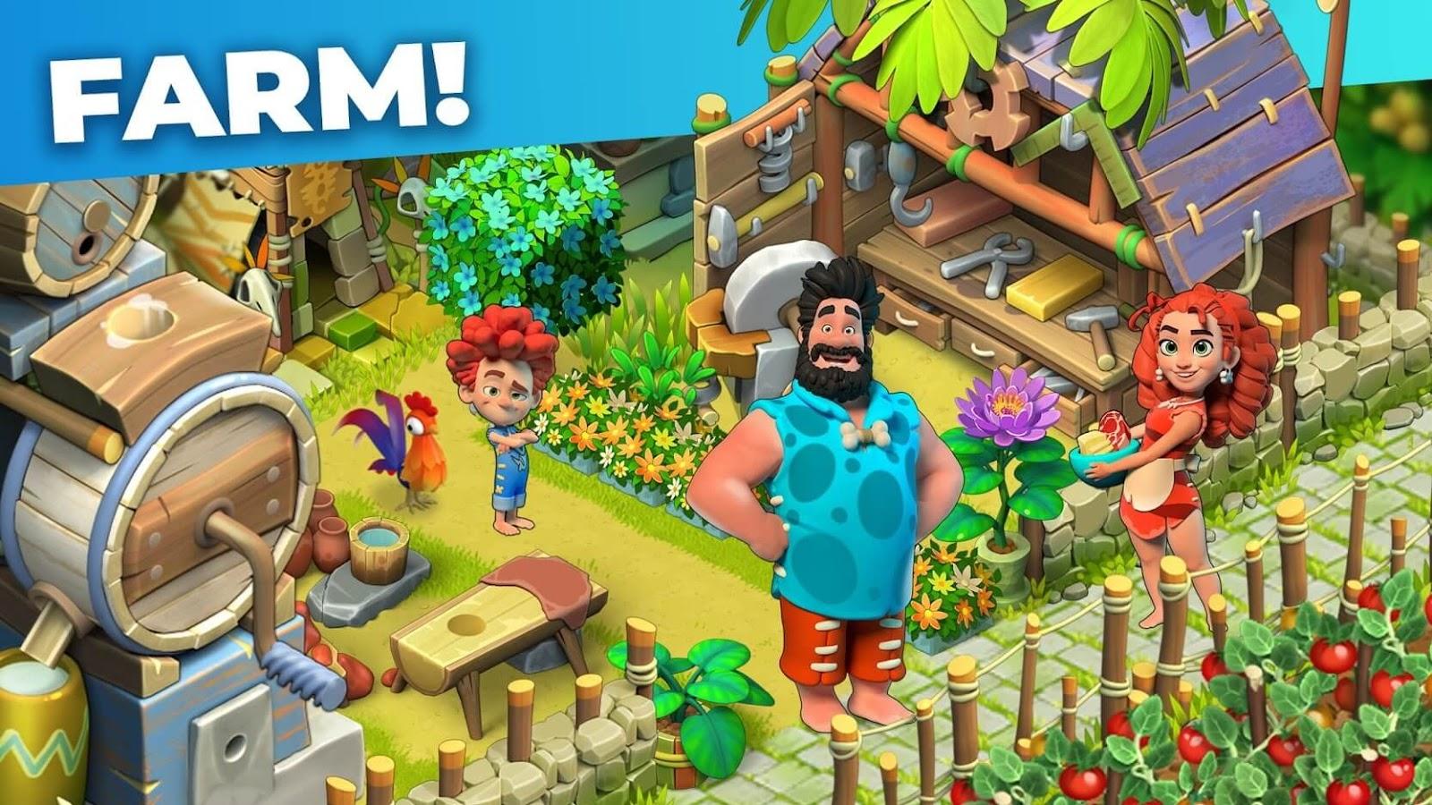 Family Island ، لعبة المزرعة المثيرة جدًا هي لعبة لا يمكنك تفويتها. إلى جانب زراعة الموارد واستغلالها