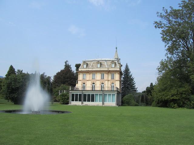Villa dei Giardini di Villa Taranto