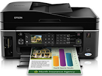 Epson WorkForce 610 Printer Drivers Download for Windows and Mac