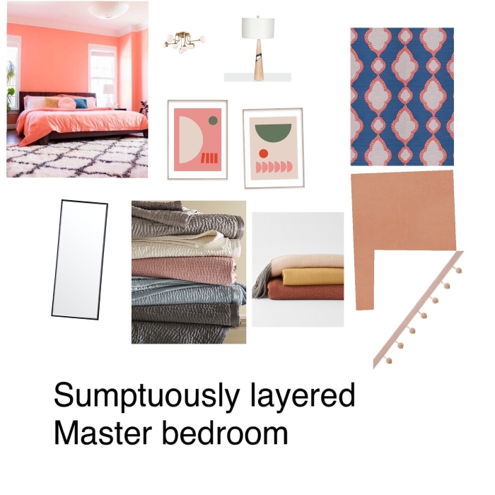One Room Challenge -Week Two- design addict mom- the bedroom