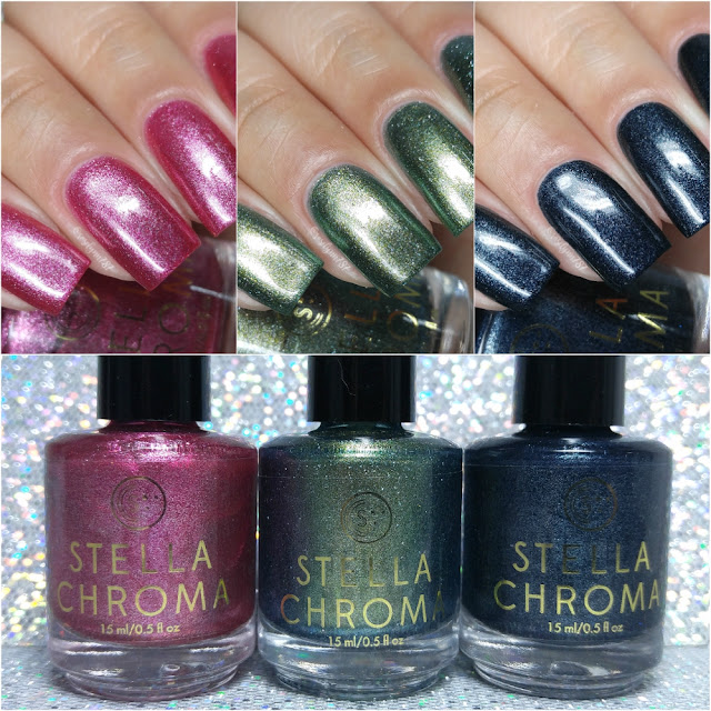 Stella Chroma - Winter Trio