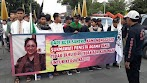 Ribuan Umat Islam Tasikmalaya Turun ke Jalan Tuntut Sukmawati Diadili