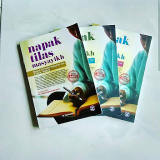 Buku Napsk Tilas Masyayikh Biografi 15 Pendiri Pesantren Toko buku Aswaja Surabaya