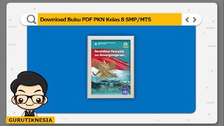 download ebook pdf buku digital pkn kelas 8 smp/mts