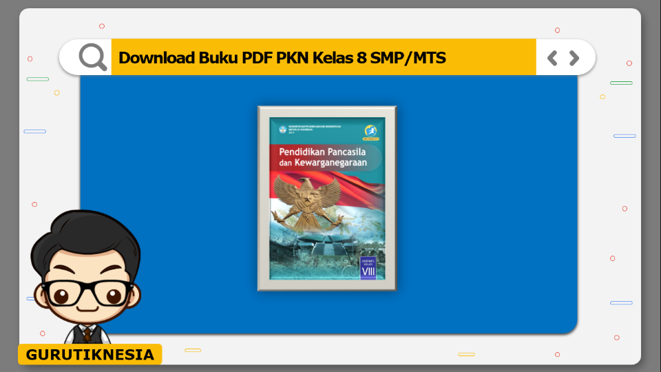 download  buku pdf pkn kelas 8 smp/mts