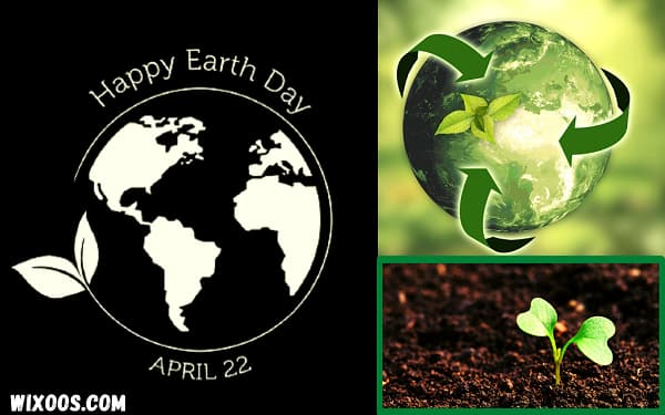 Earth Day April 22, 2021: Restoring our Earth