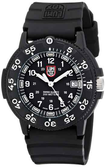 Luminox Men's 3001 Navy Seal Dive Watch