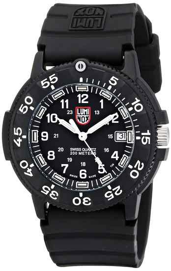 Luminox Men's 3001 Navy Seal Dive Watch
