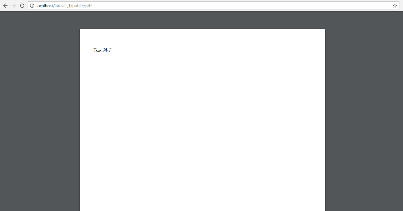Code Samples: Laravel DOM-PDF include custom font