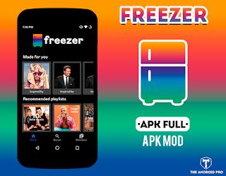Freezer [Deezer Downloader] v0.5.7 Apk [Latest]