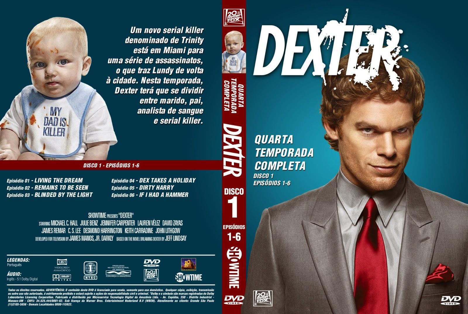 Temporada 4 dexter
