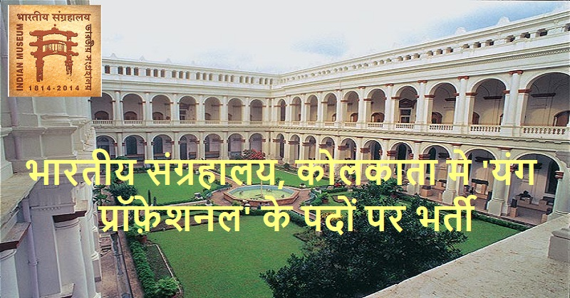 Indian Museum jobs 2020