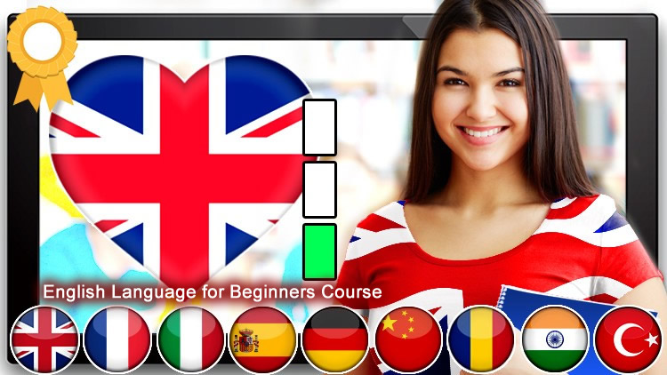 English Language Course for Beginners