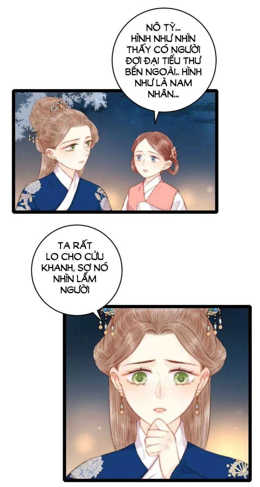 Nàng Phi Cửu Khanh - Thần Y Kiều Nữ chap 55 - Trang 27