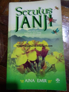 Review Novel ~ Setulus Janji