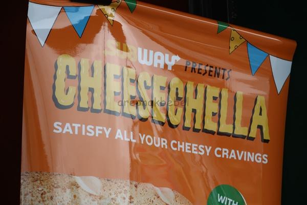Pengalaman Makan Subway Pertama Kali | Menu Baru Subway CheeseChella
