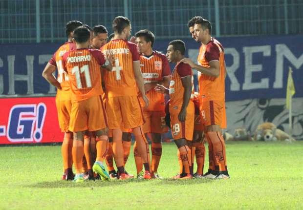 Borneo FC vs Bali United