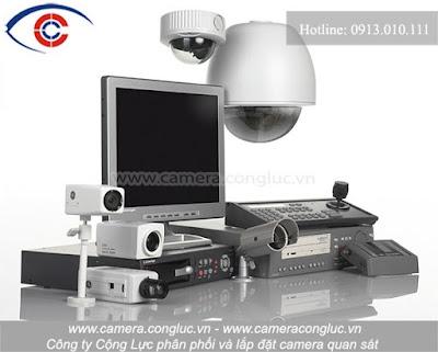 Dịch vụ lắp đặt trọn bộ camera quan sát tại Cát Cụt - Hải Phòng.