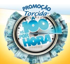 Cadastrar Promoção Torcida à R$ 100 Por Hora