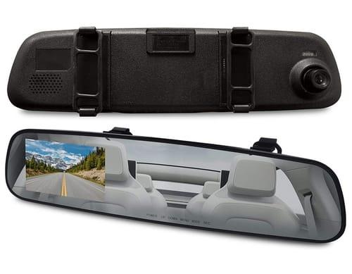 Smartpoint Car Rear View Mirror HD Dash Cam
