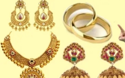 सोना चांदी में गिरावट: सोना 1300 एवं चांदी की कीमत 2400 रूपए गिरी, आने वाले शादी के सीजन में लोगों को मिलेगी राहत