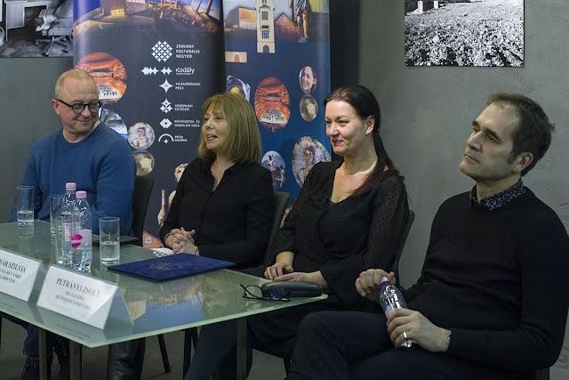 A nemzetközi piac és a kortárs művészek felé nyit a ZsÖk Galéria Divíziója
