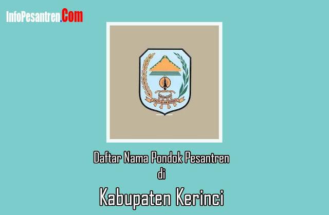 Pesantren di Kabupaten Kerinci