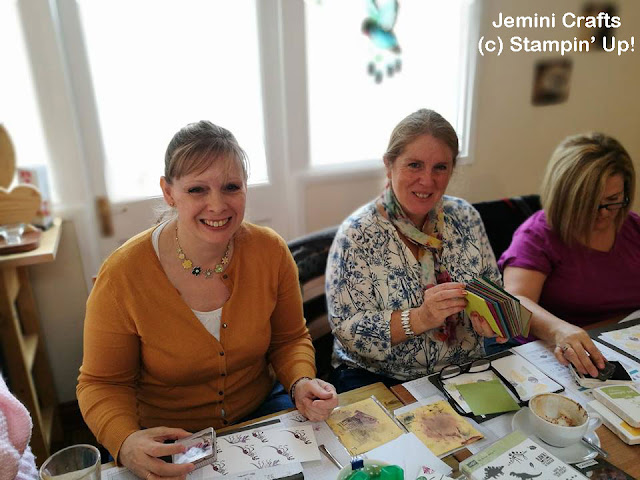 Coffee and Card with Jemini Crafts