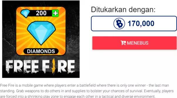 Cara Tukar Koin Betsim Menjadi Diamond Free Fire-2