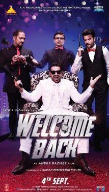 مشاهدة فيلم Welcome Back 2015 مترجم أون لاين