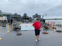 LST 325 tour