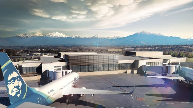 Visiting the gorgeous Pacific Northwest city of Seattle is about to become easier with the addition of commercial flights at Paine Field.