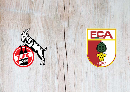 Köln vs Augsburg -Highlights 30 November 2019