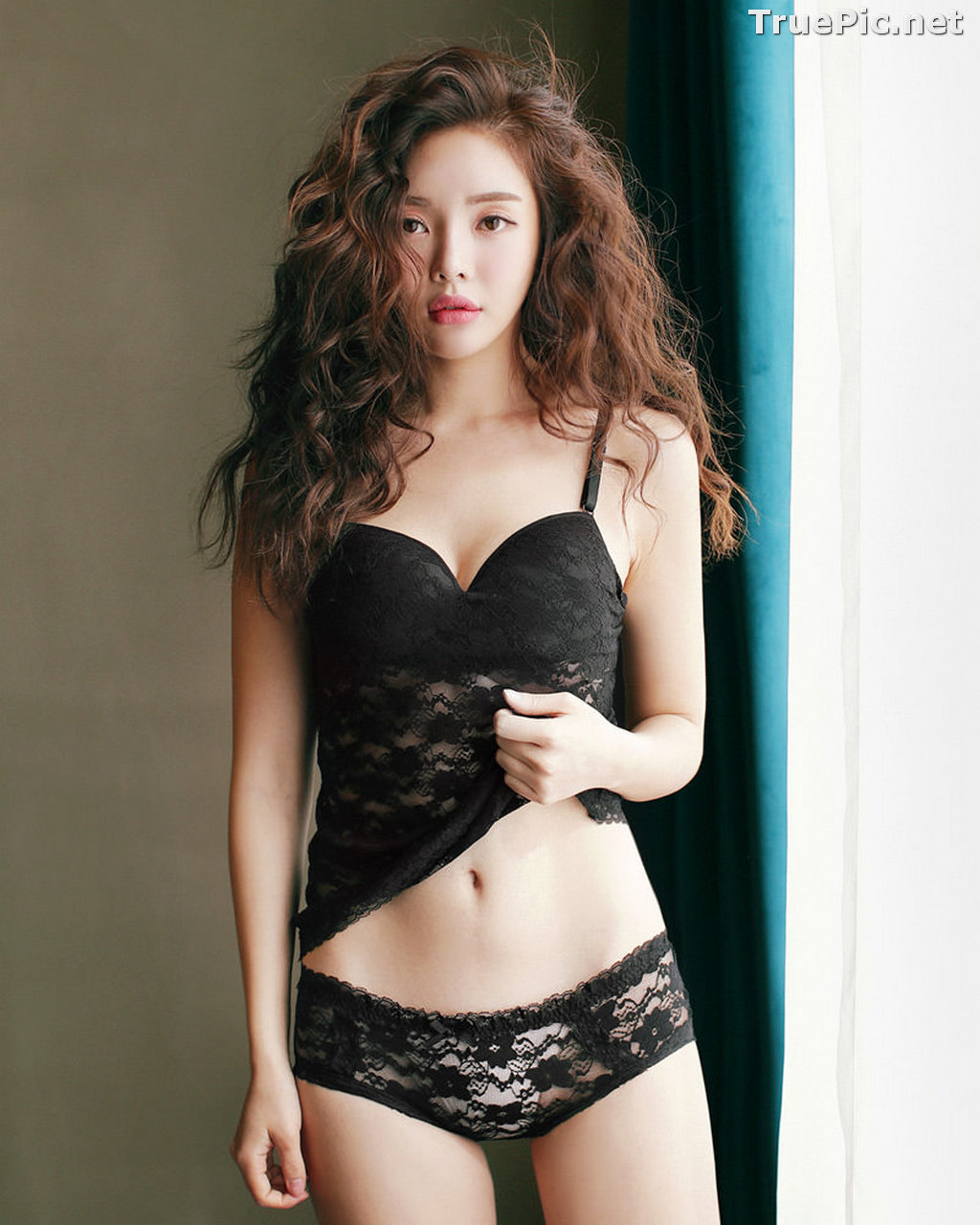 Image Korean Fashion Model – Jin Hee – Sexy Lingerie Collection #1 - TruePic.net - Picture-4