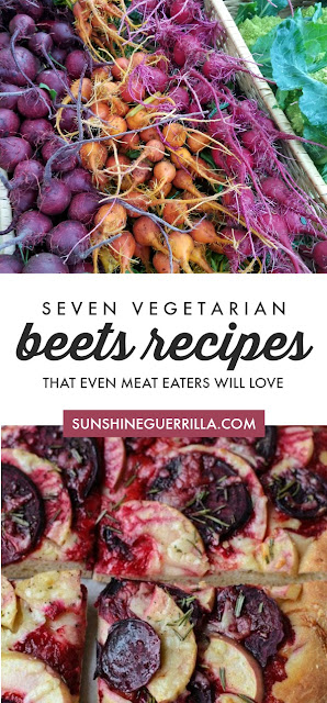 7 Vegetarian Beets Recipes that Even Meat Eaters Will Love