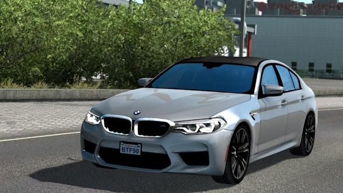 BMW M5 F90 v1.3 1.37 ETS2