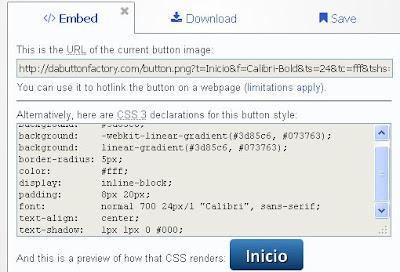Diseñar botón web 1
