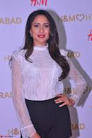 Pragya Jaiswal in lovely Black Mini Skirt and White Transparent Shirt ~  Exclusive 037.JPG