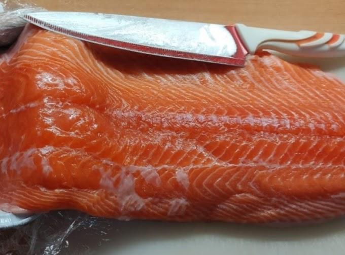 """Salmón noruego, el pescado """"gastrosaludable"""""""